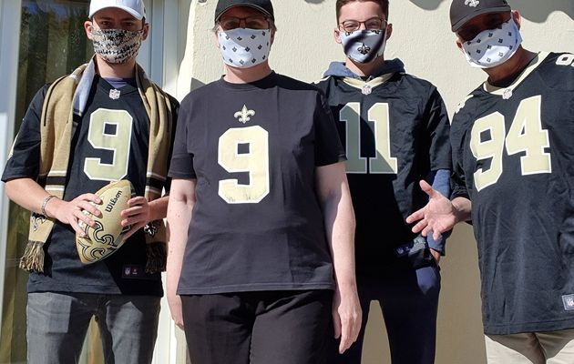 Gameday ! Who dat !!!