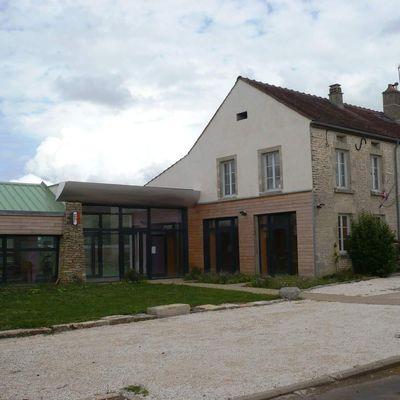 La nouvelle mairie au service des habitants d'Arrans