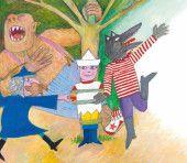 Kaléidoscope - Lire, rire et grandir - Des albums pour accompagner la petite enfance