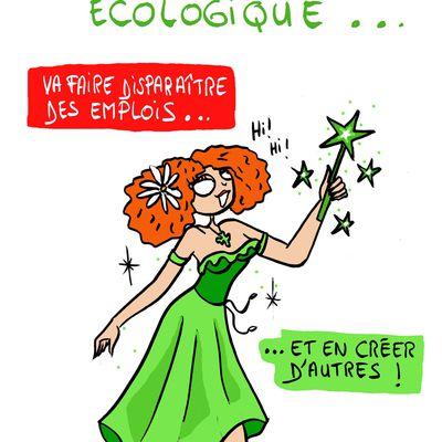 """""""La magie de la transition écologique"""""""