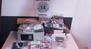 Un habitant d'Aulnay-sous-Bois impliqué dans un important trafic de drogue à Amiens ?