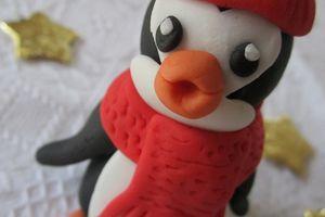 Pingu et moi vous souhaitons un joyeux Noël
