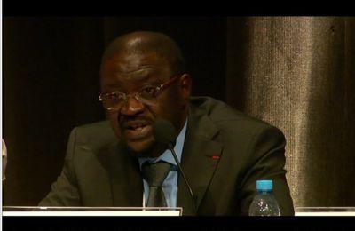 Rencontre avec Mr Pap Abdoulaye Seck, Ministre de l'Agriculture et de l'Equipement Rural