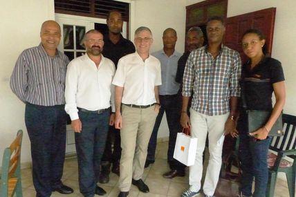 [Communiqué de presse] Orange célèbre et récompense son millième client fibre aux Antilles Guyane !