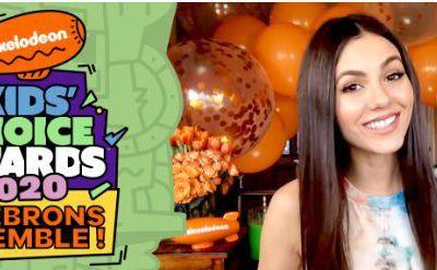 """La cérémonie """"Nickelodeon Kids Choice Awards 2020"""" diffusée ce soir en version confinée"""