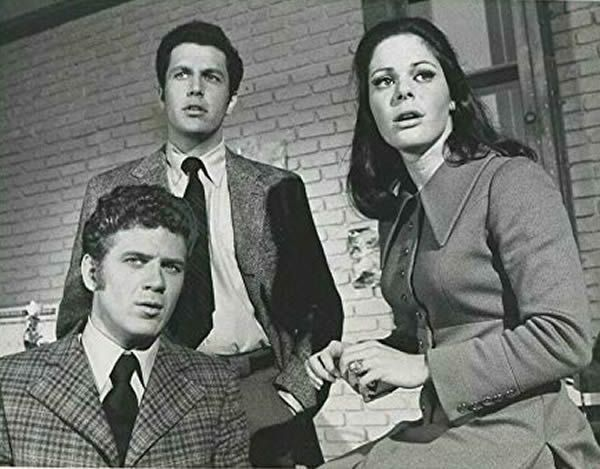 1970 The Storefront Lawyers Robert Foxworth David Arkin