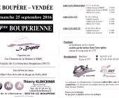 19eme BOUPERIENNE, LE BOUPERE (Sortie VTT du 25/9/2016 / Ref. : 45296)