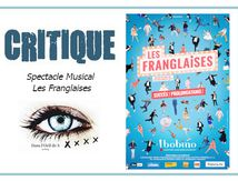 👁️ Critique Spectacle Musical - Les Franglaises (MAJ)