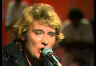 J'ai oublié de vivre, Johnny Hallyday, 1977