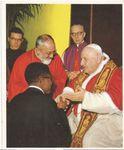 Jean XXIII et Jean-Paul II, 2 saints d'aujourd'hui... Le 1er, un ami de la France, le second est passé à Nancy
