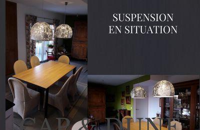 suspension  DÔME