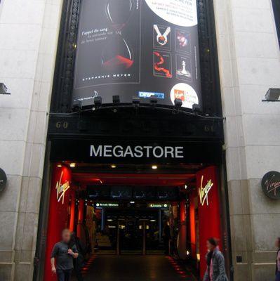 Virgin Mégastore à Paris : les bons plans (conseils)