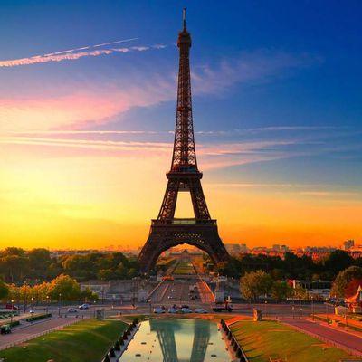 Destination Paris!