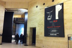 サロン・デ・ボザール2016 Salon National des Beaux Arts