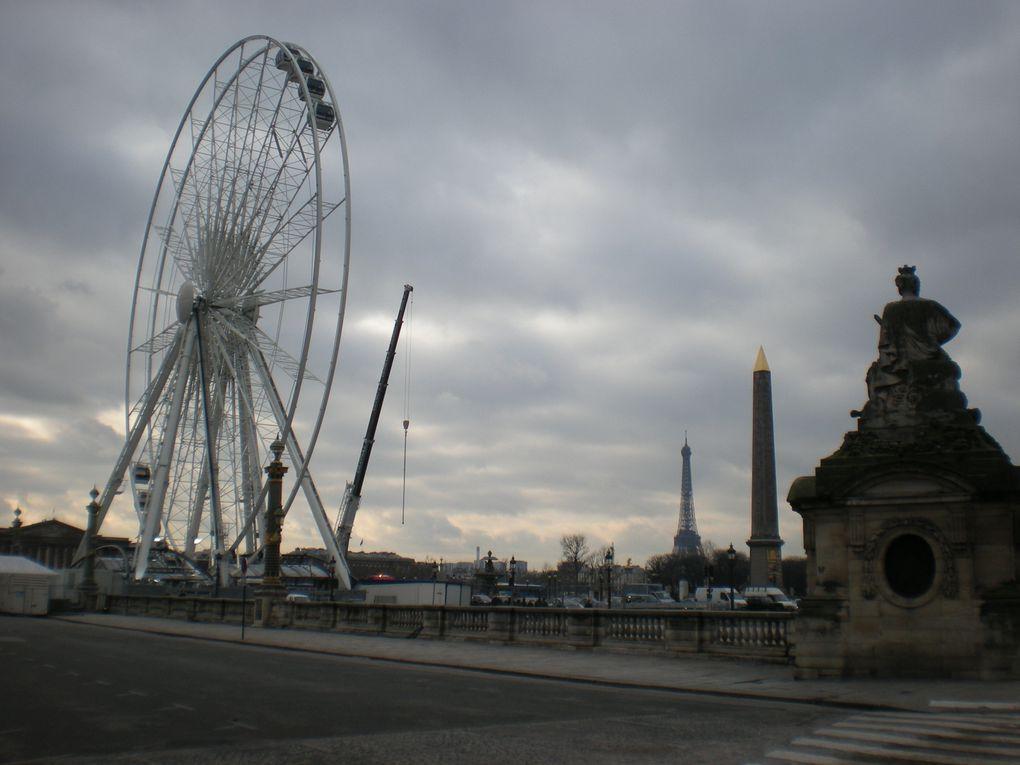 """<p>Place de la Concorde, le 8 f&eacute;vrier 2007</p> <p><span style=""""FONT-SIZE: 8.5pt; COLOR: #003366; FONT-FAMILY: Verdana"""">Photos:&copy; <personname productid=""""Emmanuel CRIVAT"""" w:st=""""on""""></personname> Emmanuel CRIVAT 2007</span></p>"""