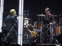 U2 -Ericsson Globe-Stockholm, Suède (4) 22/09/2015