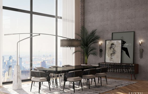Investment: LUXXU's Thrilling Loft at New York city
