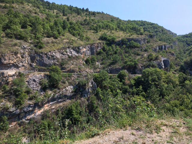 Gorges d'Aucelon