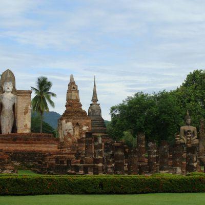 Sukhothai / Lampang / Phayao