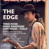 Magazine Guitarist-The Edge-October 1987 - U2 BLOG