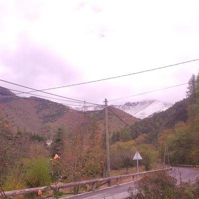 Premières neiges