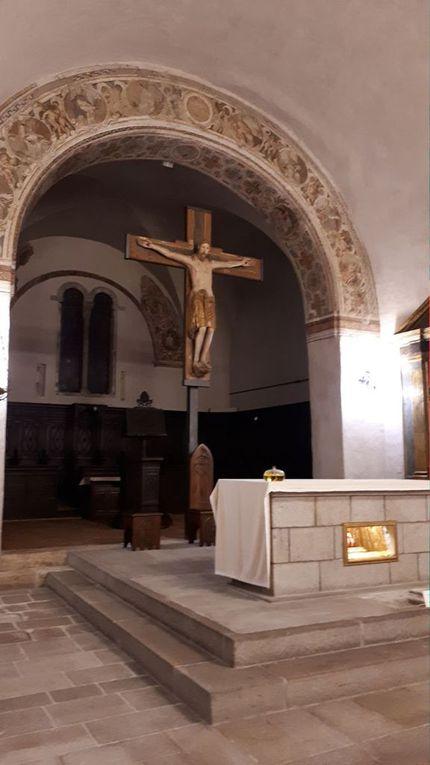 Abbazia benedettina di Abbadia San Salvatore
