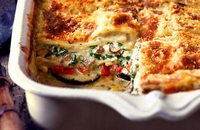 Lasagne végétarienne