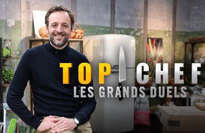 """Victor Mercier de la saison 9 et Mory Sacko de la saison 11 s'affrontent dans """"Top Chef : Les grands duels"""" ce soir sur M6"""