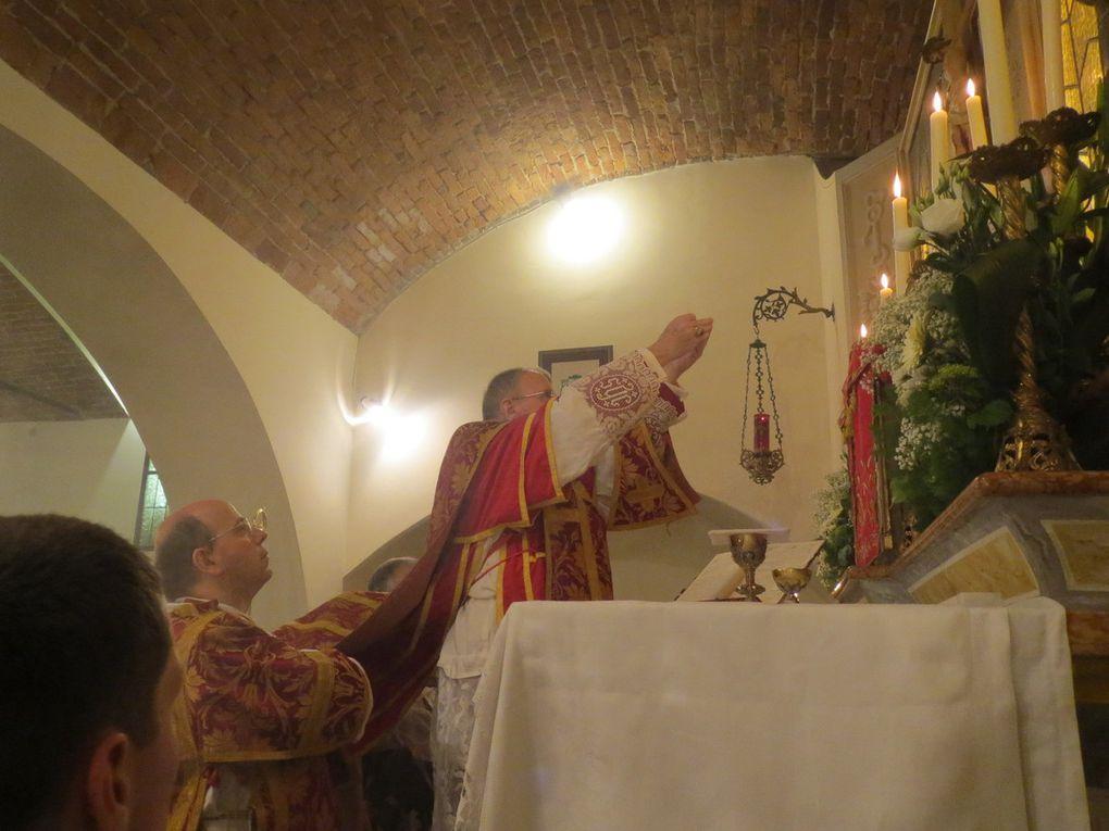Ordination Sacerdotale de l'abbé Damien Dutertre - 26 mai 2018