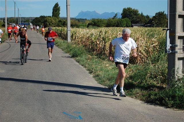 Photos du semi marathon et du 5.6km, prises au km 2.5