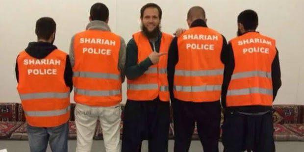 """Naissance d'une """"police de la charia"""" dans une ville allemande"""