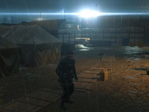 MGS : Ground Zeroes s'offre des images comparatives