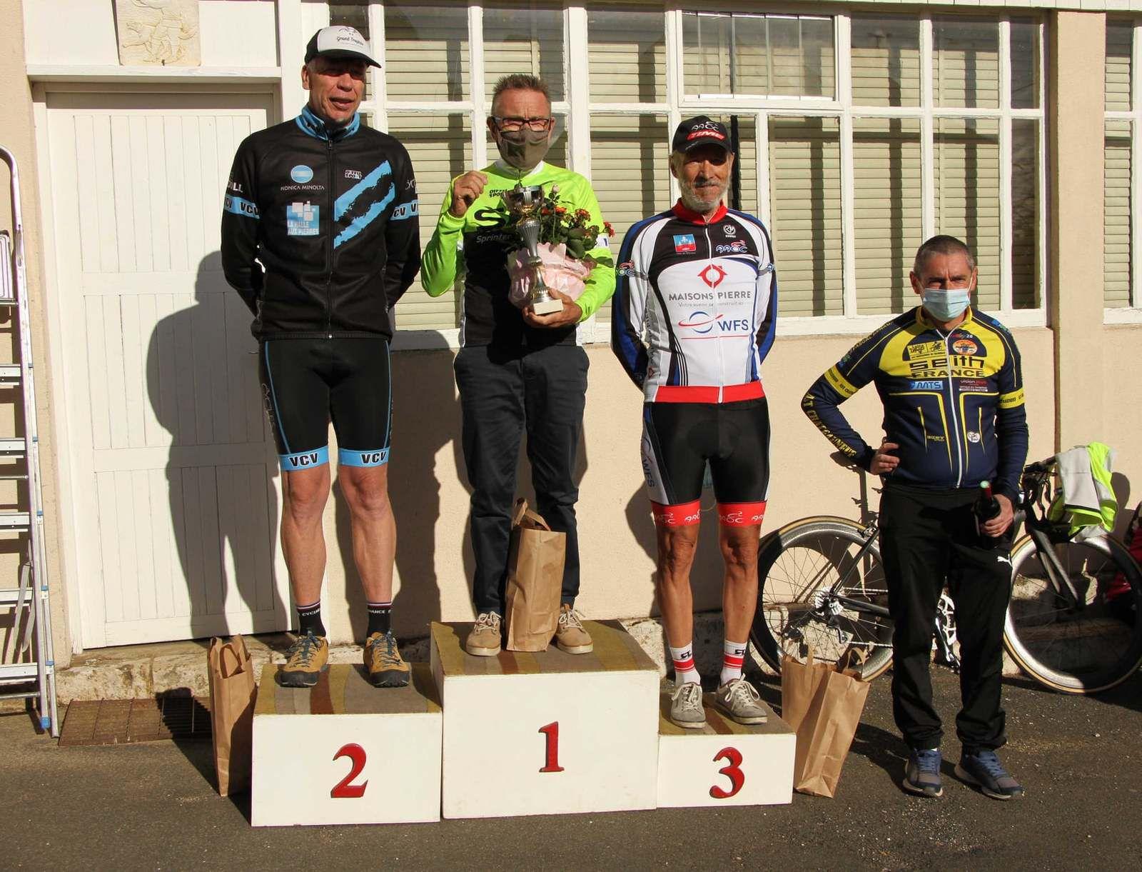 Les résultats de la course UFOLEP 4 de Fontenay sur Conie (28)