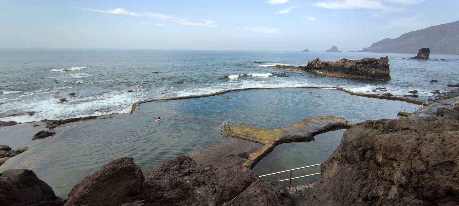 Canaries 2021 : El Hierro , où se baigner ?