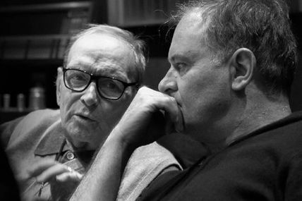 INTERVIEW ENNIO MORRICONE / CHRISTIAN CARION
