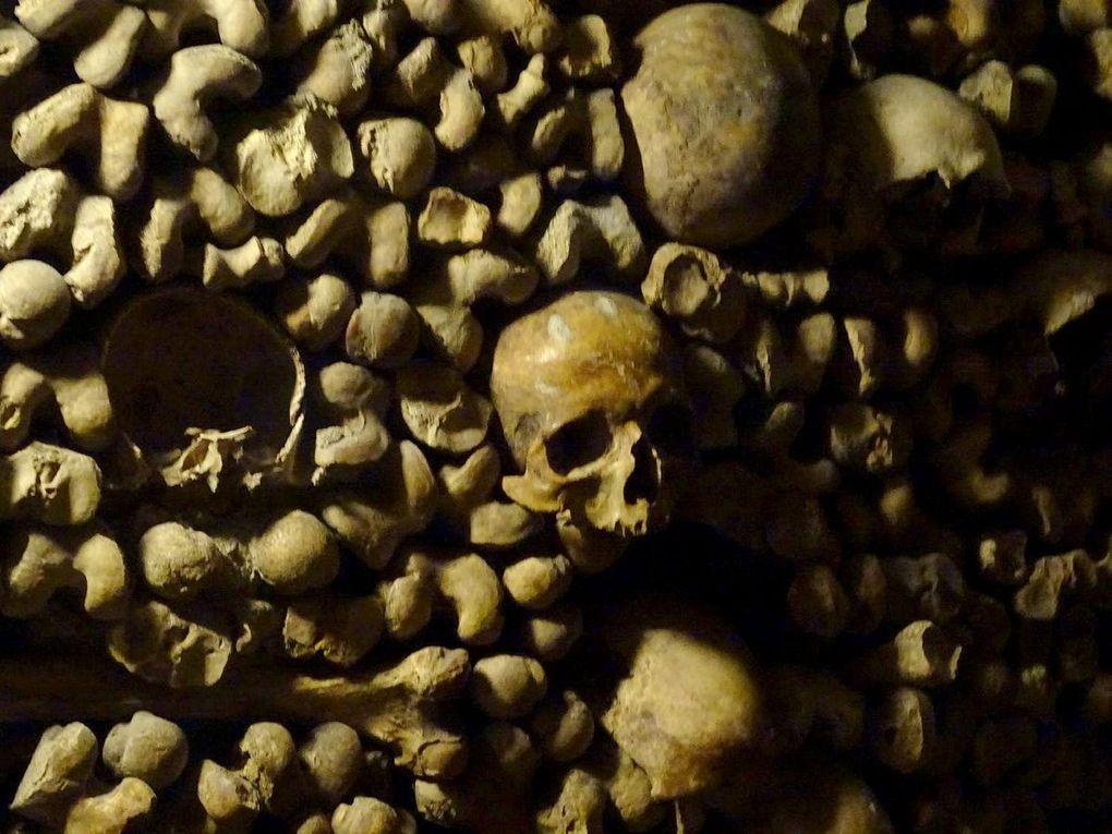 Escapade à Paris : Les Catacombes et environs