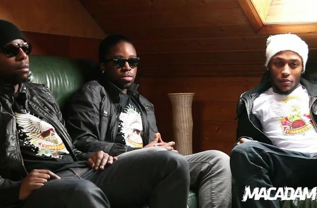 [INTERVIEW TV] TISSONEGRO DANS MACADAM TV - 2012