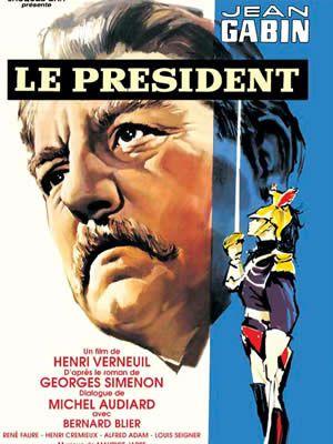 Le Présidnet de Henri Verneuil