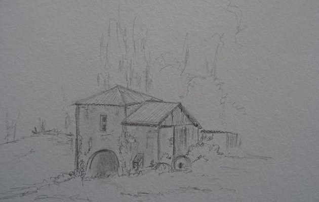 moulin à eau de barraqués