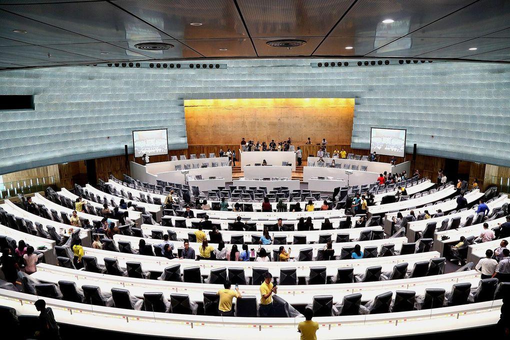 Sappaya-Sapasathan, le nouveau Parlement Thailandais