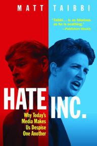 Free bookworm download full Hate Inc.: Why
