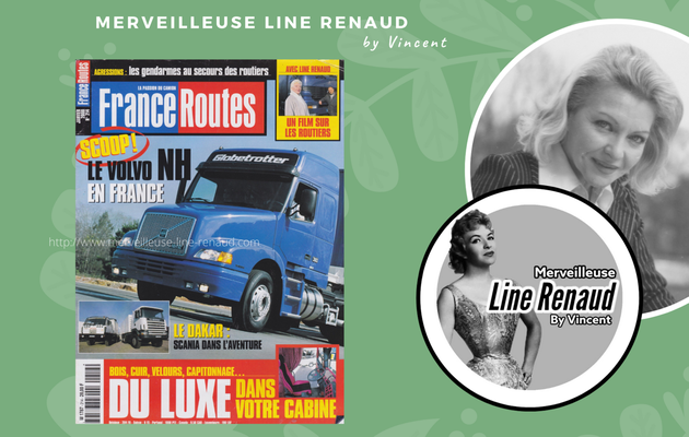 PRESSE: France Routes n° 214 -  Janvier 2000