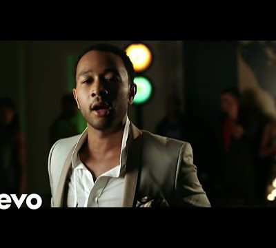 Green Light, John Legend