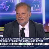 Philippe Béchade: Quand on sera dans le mur ou dans le platane, on fera appel aux contribuables pour renflouer