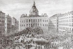 COU-TORS ET LES RÉVOLTES STÉPHANOISES (1830-1900)