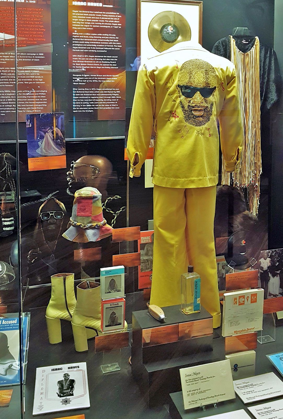 Stax Museum Isaac Hayes