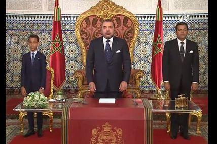 La Fête du trône au Maroc