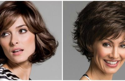Contouring Your Face Type: Short Wigs Vs Curly Wigs!