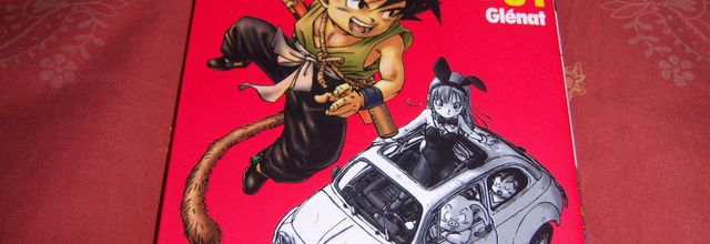 Dragon Ball Perfect édition tomes 01 et 02