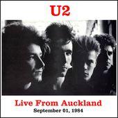 U2 -Unforgettable Fire Tour -01/09/1984 -Auckland -Nouvelle-Zélande -Logan Cambell Centre #1 - U2 BLOG